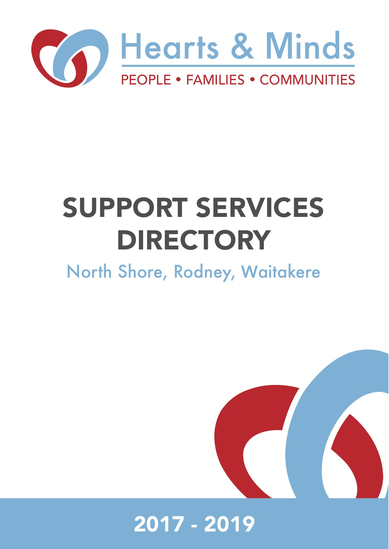 Support Services Directory Cover