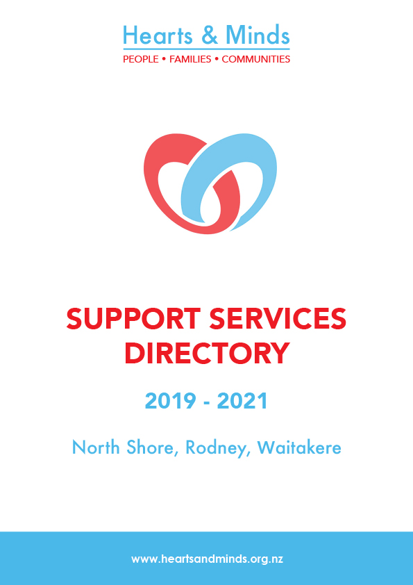 Support Services Directory 2019 - 2021 edition