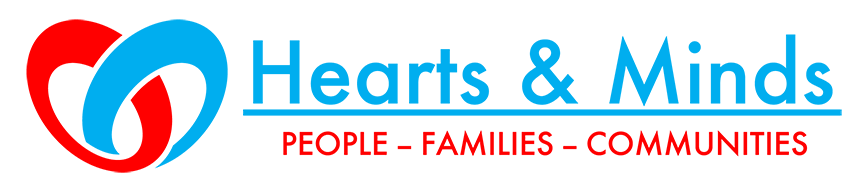 Hearts & Minds Logo